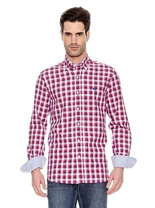 Toro Camisa Cuadros Medium (Rosa)