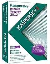 Kaspersky Internet Security 2012 - 1 User [Old Version]