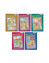 Birbal The Wise Book Combo of 5 Books