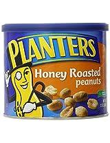 Planters Honey Roasted Peanuts, 340g