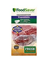 Foodsaver Expandable Vacuum Bag Rolls