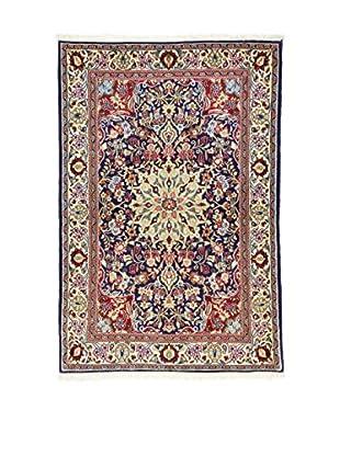 Eden Teppich   Qom Sh 110X163 mehrfarbig