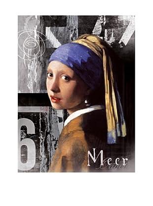 PlatinArt Cuadro Hommage À Vermeer 60 x 80