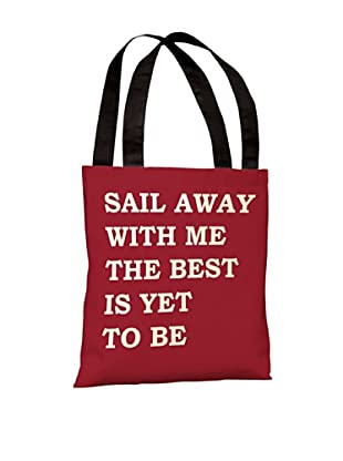 One Bella Casa Sail Away Beach Tote