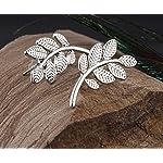 Ariela Leaf Stud Earrings