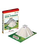 "CubicFun 3D Puzzle S-Series ""Maya Pyramid - Mexico"""