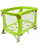Combi Tatami Playard, Jade (Discontinued By Manufacturer) By Combi