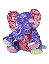 "Mary Meyer Cheery Cheeks 12"" Easy Peasy Elephant Plush"