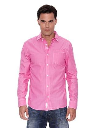 Pepe Jeans London Camisa Brady (Rosa Claro)