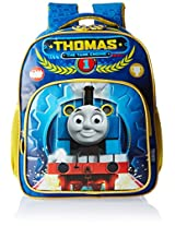 Thomas Polyester 14 Inch Blue Children's Backpack (MBE -  MAT074)