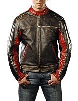 UD Replicas Batman The Dark Knight Movie Bruce Wayne Motorcycle Jacket, XX-Large