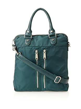 co-lab by Christopher Kon Women's Thomas X Convertible Satchel (Emerald)