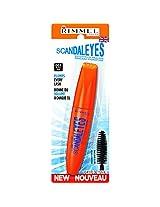 Rimmel Scandaleyes Waterproof Mascara, Black, 0.41 Fluid Ounce