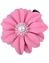 Princessories Sunflower Hair Clip PC-002 - Pink