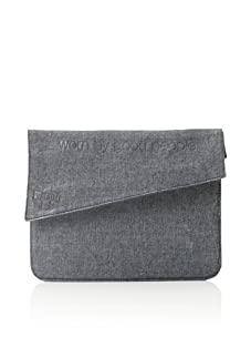 +Beryll Raw Men's iPad Sleeve, Denim