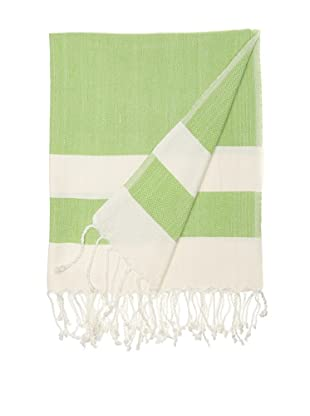 Nine Space Kadikoy Fouta Towel (Green)