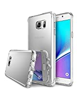 Galaxy Note 5 Case, Ringke FUSION ** Bright Reflection & NEW Scratch Resistant**[MIRROR][1 Free Screen Protector] Radiant Luxury Mirror Case w/Dust Free Cap & Drop Protection for Samsung Galaxy Note 5