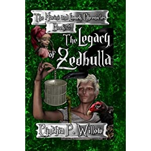 The Legacy of Zedbulla: Volume 2 (The Karini and Lamek Chronicles)