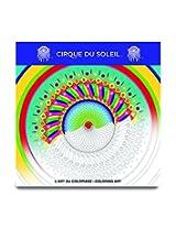 Cirque Du Soleil Adult Coloring Book