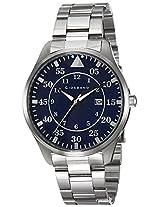 Giordano Analog Blue Dial Men's Watch - 1771-33