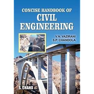 Concise Handbook of Civil Engineering