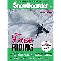 SnowBoarder 2017年Vol.4 小さい表紙画像