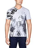 Iron Man Men's Cotton T-Shirt