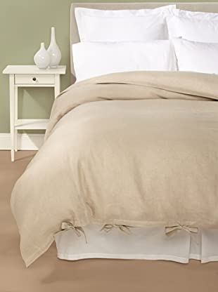 Coyuchi Linen Breeze Duvet Cover (Natural)