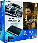 Sony PlayStation 3 500 GB Slim (Free Games: Uncharted 3 and Gran Turismo 5)