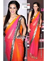Bollywood Replica Saree of Tara Sharma - Arisha5180