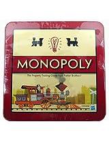 Monopoly Nostalgia Collectors Edition Tin