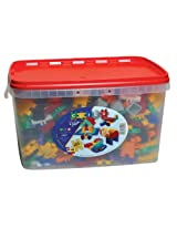 Clics Bucket 600 Pieces