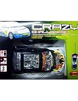 Remote Control Car Crazy Challenger Kids Gift