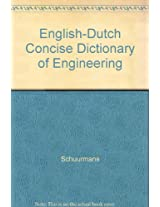 English-Dutch Concise Dictionary of Engineering