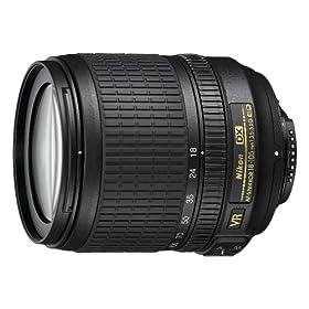 【クリックで詳細表示】Nikon AF-S DX NIKKOR 18-105mm F3.5-5.6G ED VR AFSDX18105GEDVR