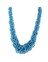 Gordania Beautiful Colorful Bead Necklace - GORD089