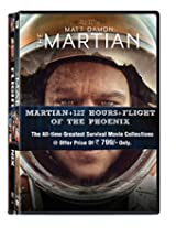 Martian/127 Hours/Flight of the Phoenix (The Ultimate Survival Pack)