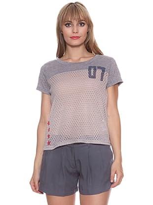 Santa Barbara Camiseta Sport (Gris)