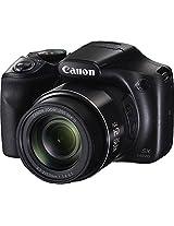 Canon Powershot SX540 HS Digital Camera | 20.3 MP | 50x Optical Zoom | Black Color