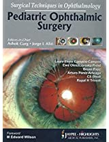 Pediatric Ophthalmic Surgery Surgical Techniques In Ophthalmology