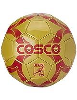 Cosco Rio Football, Size 3 (Yellow/Red)