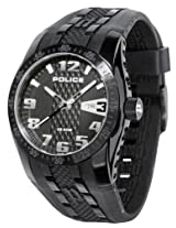 Police Analog Black Dial Men's Watch - 12557JSB/02