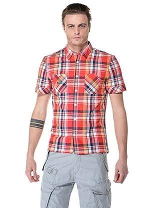 Diesel Camisa Senecas (Rojo)