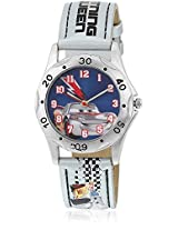 Cars 3K2270u-Cr-008Sr Silver/Multi Analog Watch