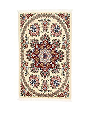 Eden Teppich Qom Sh mehrfarbig 60 x 90 cm