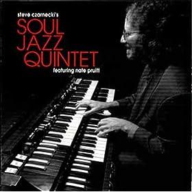 ♪Steve Czarnecki's Soul/Jazz Quintet/Steve Czarnecki'S Soul Jazz Quintet | 形式: MP3 ダウンロード
