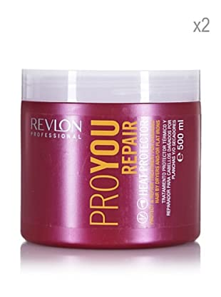 Revlon Set 2 Pro You Mascarillas Protectoras Termal 500 ml