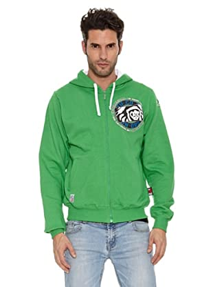 The Indian Face Sudadera Levy (Verde)