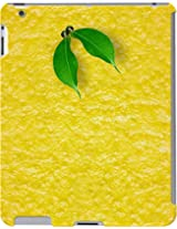 DailyObjects Lemmon Leaf Case For iPad 2/3/4