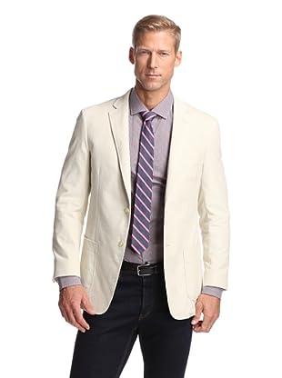 Samuelsohn Men's Corduroy Sport Coat (White)
